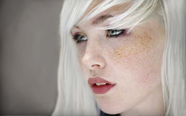 Белый цвет волос: как покрасить, кому идет, добиться оттенка краской без желтизны