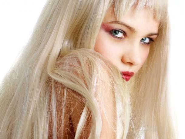 Цвет волос платиновый блондин: фото до и после, кому идет, как добиться