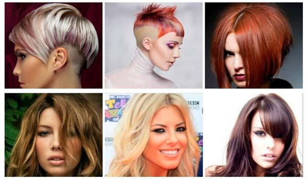 Молодежные стрижки для девушек на средние волосы 2017 женские