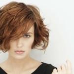 природная завивка волос