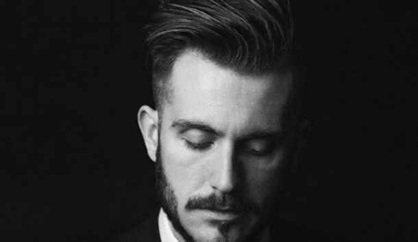 модельная мужская стрижка фото