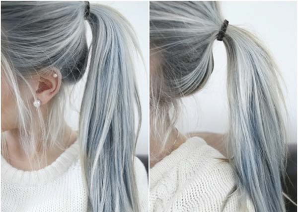 Тумблер причёски на короткие волосы