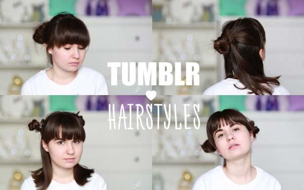 Прически тумблер на короткие волосы