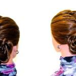 причёски из жгутов
