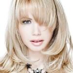 стрижка густых волос