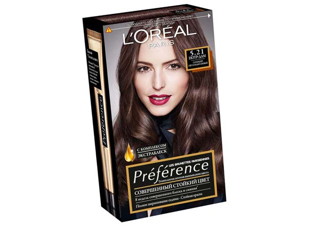 loreal recital preference