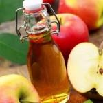 яблочный уксус от перхоти