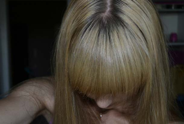 как вернуться в свой натуральный цвет волос