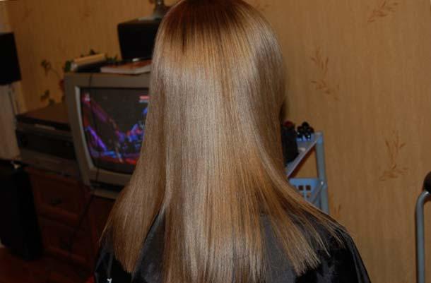 Капучино цвет волос фото до и после
