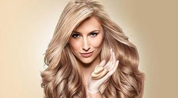 Бежевый цвет волос как получить