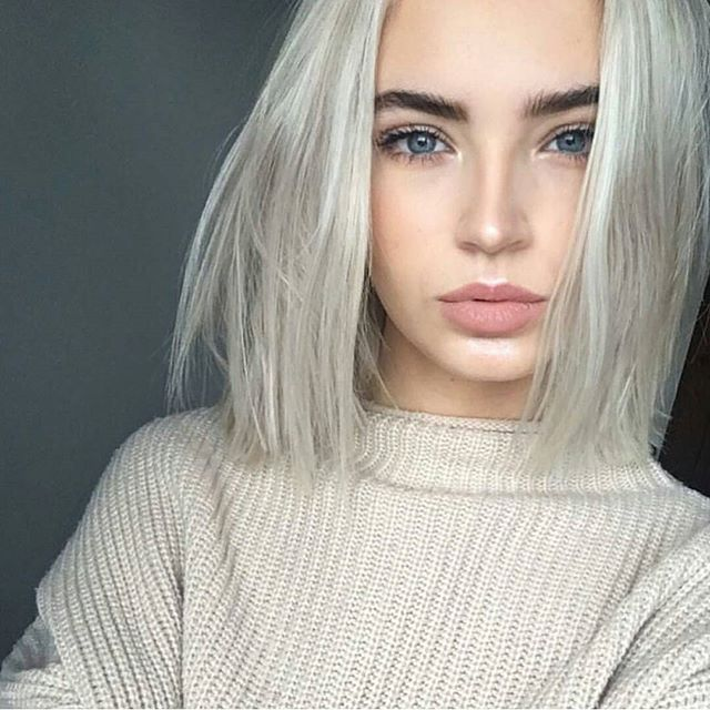 Сонник.покрасить волосы в белый цвет