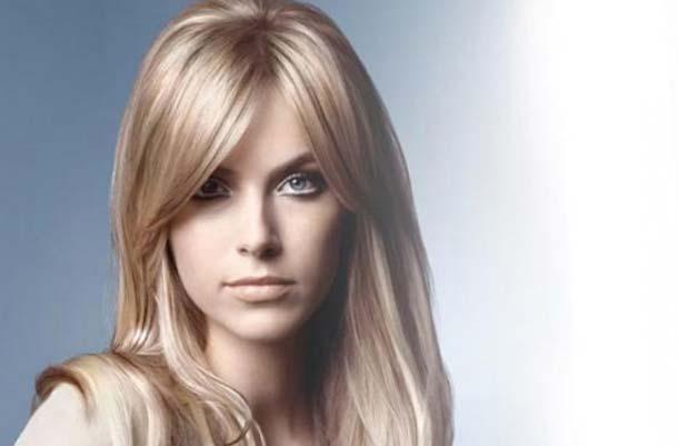 Коричневый блондин цвет волос фото