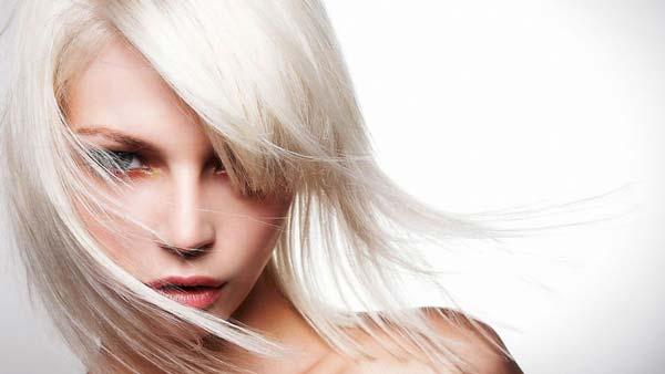 Сонник волосы красить в белый цвет