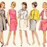 мода 60-х годов