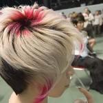 вихрь волос