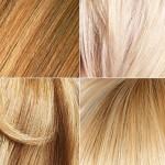 четыре разных блонда