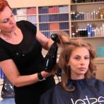 мастерство укладывания волос