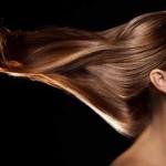 чувствуется сила волос