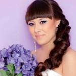сине-фиолетовые цветы