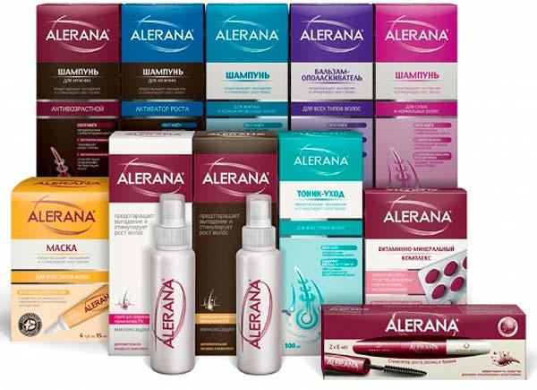 Таблетки алерана для волос отзывы