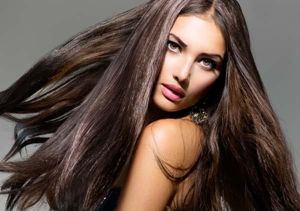 Как растут волосы на голове у женщин
